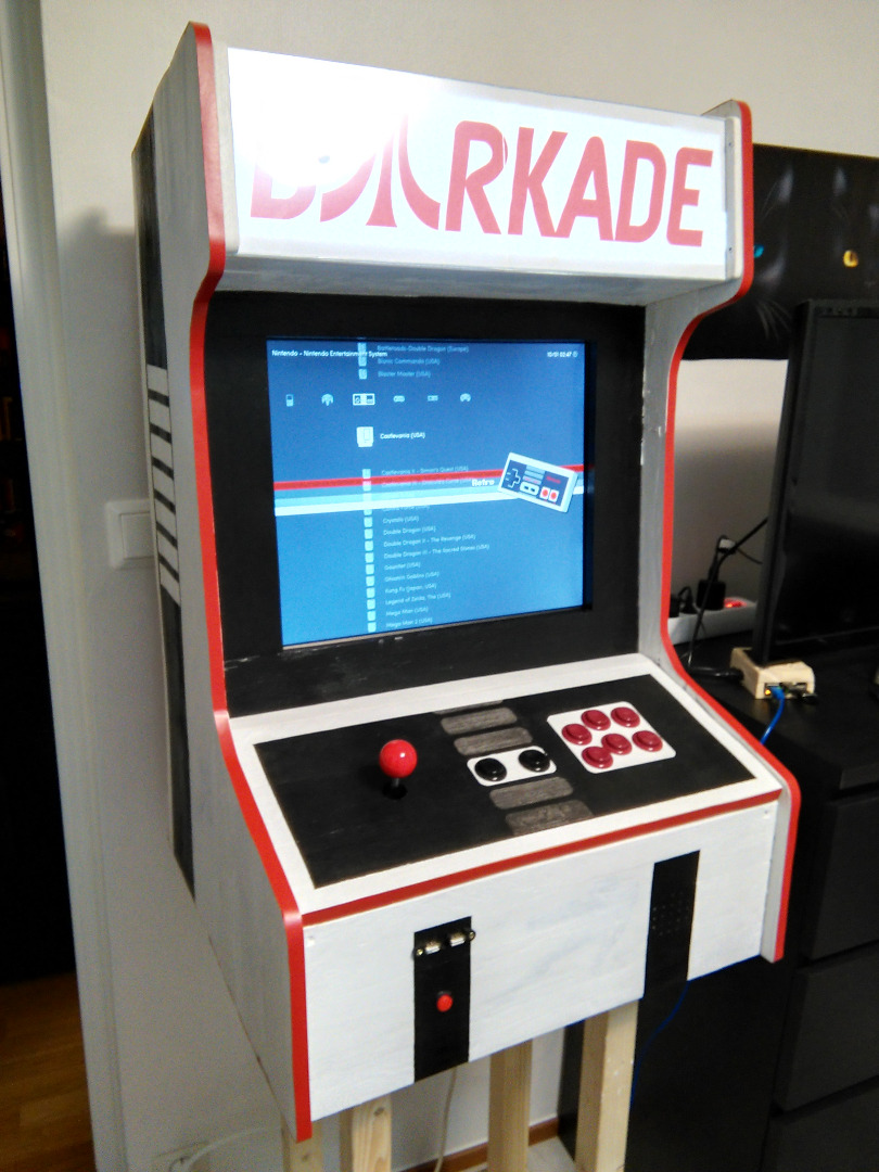 Picture of Darkade - Bartop Arcade Cabinet