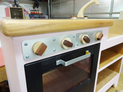 Oven Knobs