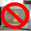 How to heat baby milk/formula in the microwave.