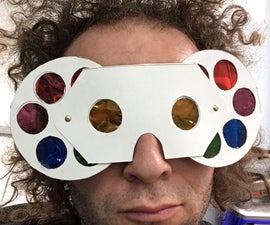 Rainbow Vision Spectacles