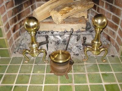 Polishing Badly Tarnished Brass