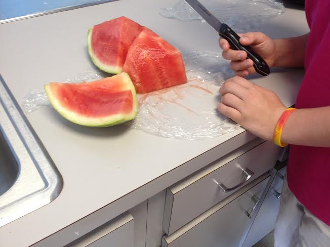 Picture of Cut Up Your Watermelon