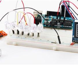 Build a Lipo Battery Gauge