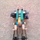 Knex Mini Transformer Submarine