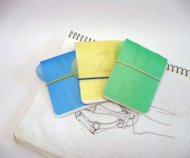 Notebooks From Paper Waste P.3