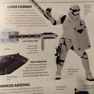 Star Wars FN-2199 First Order Riot Baton