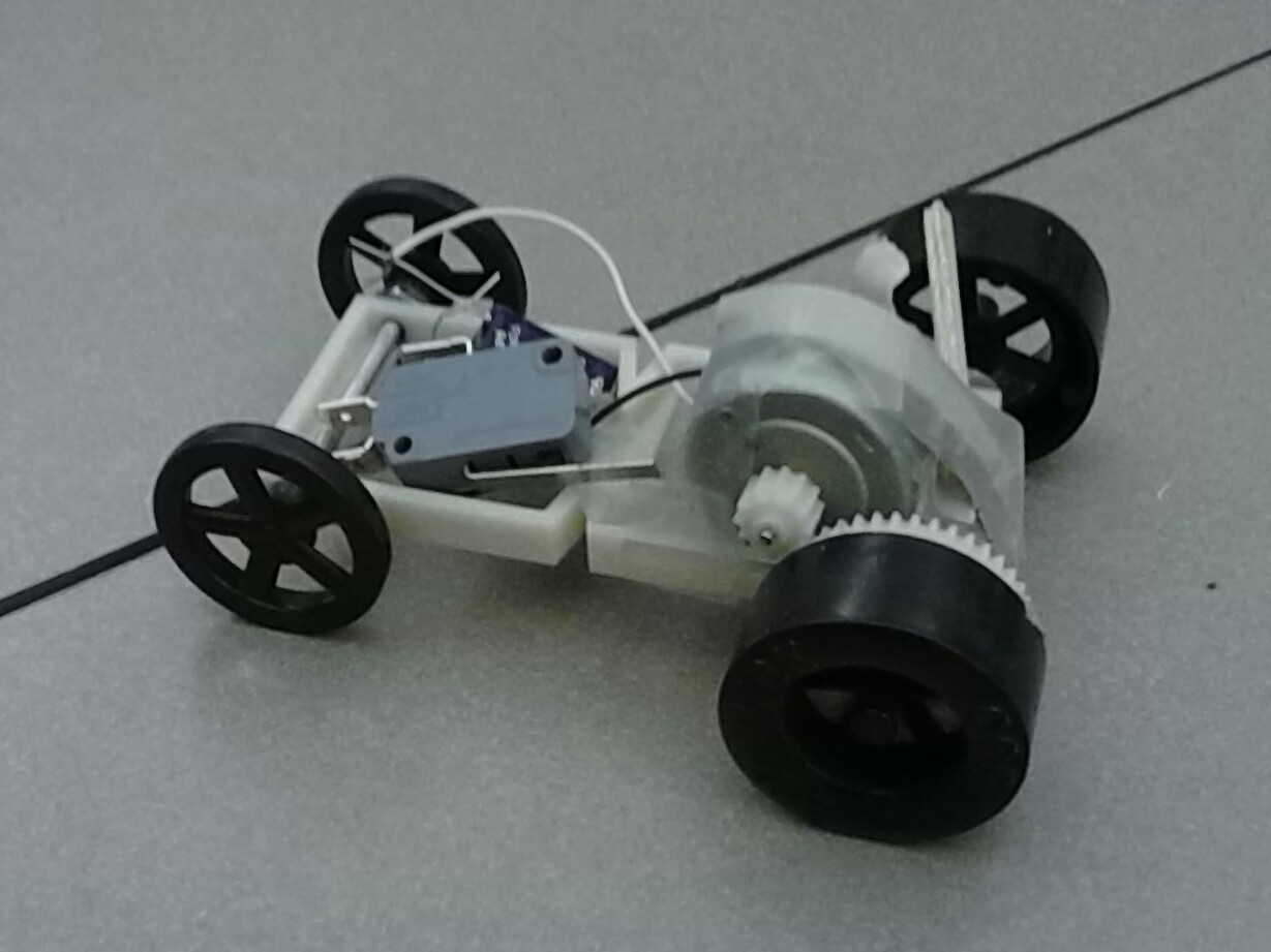 Picture of Capacitor Car