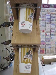 Coffee Cup Dispenser