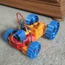 Modular 3D Printed  RC Car