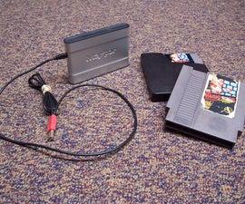 NES Cartridge External Hard Drive