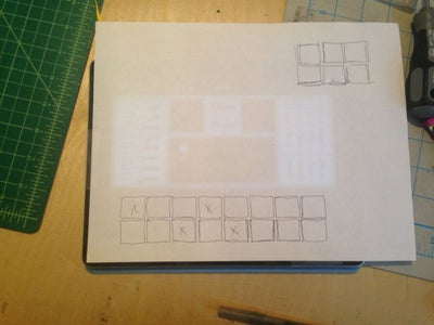 Create the Interface to the IPad