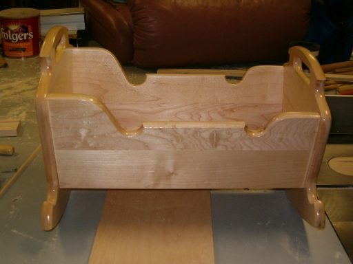 Picture of Doll Cradle for My Daughter