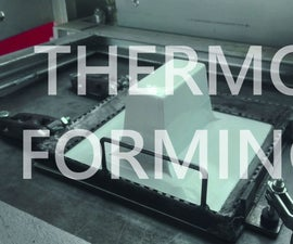 Thermoforming Werkplaats IDC