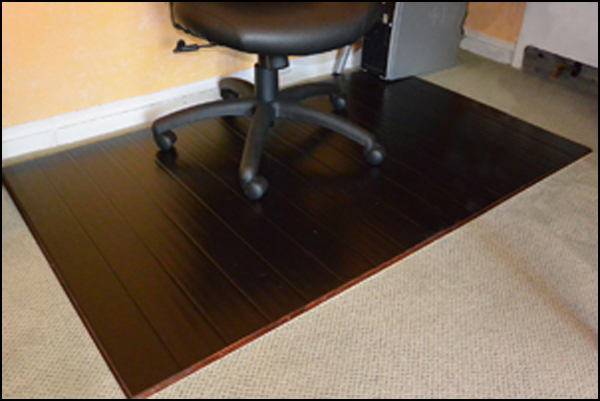 Picture of Bamboo Chair Mat