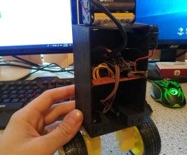 Self Balancing Arduino-Based Robot