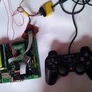 Interfacing  PS2 controller with AVR -Bit Bang