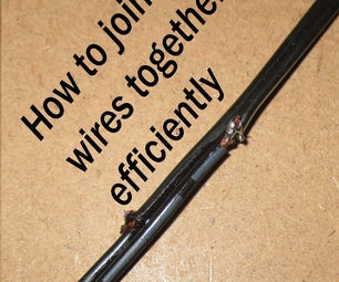 Join Wires Together Efficiently