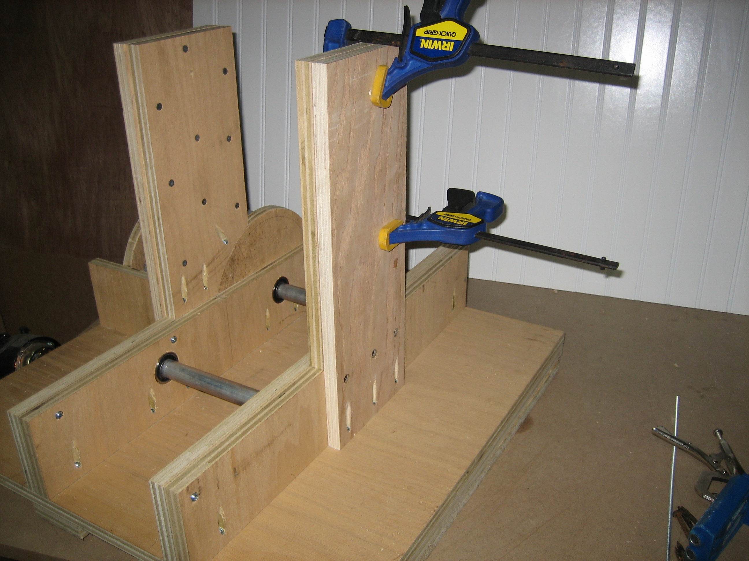 Picture of Upright Supports