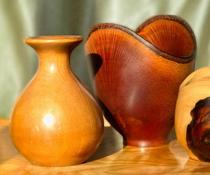 How to Choose a Wood for Turning