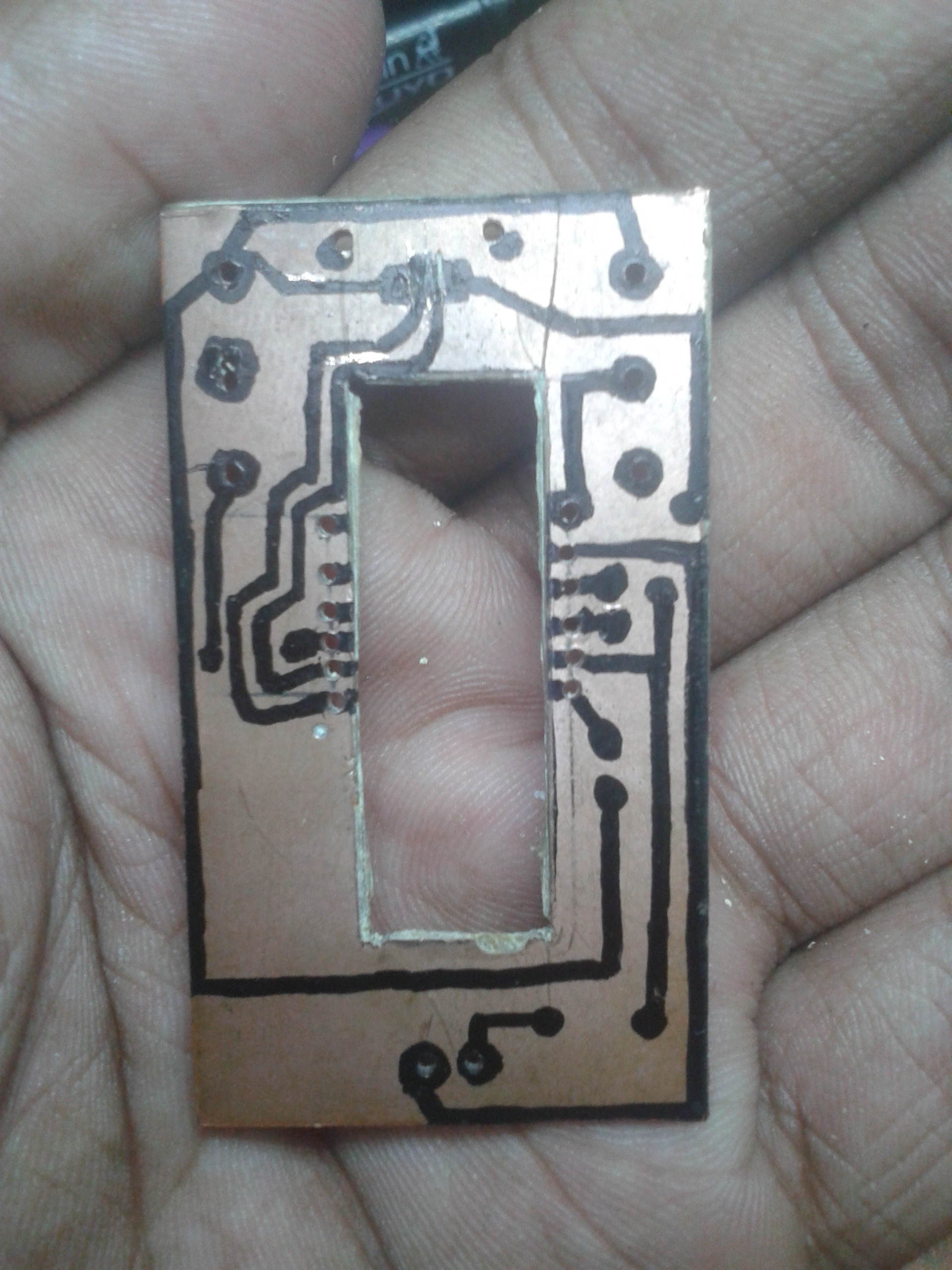 Picture of Lay Out and PCB Design
