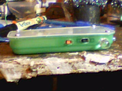 Step 6: Enclosing the Casing and Now You Are Finished.