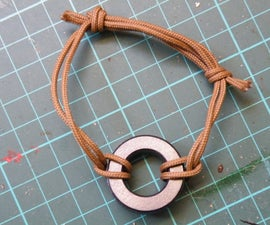 Easy Bracelet (Last-Minute Fathers' Day Gift)
