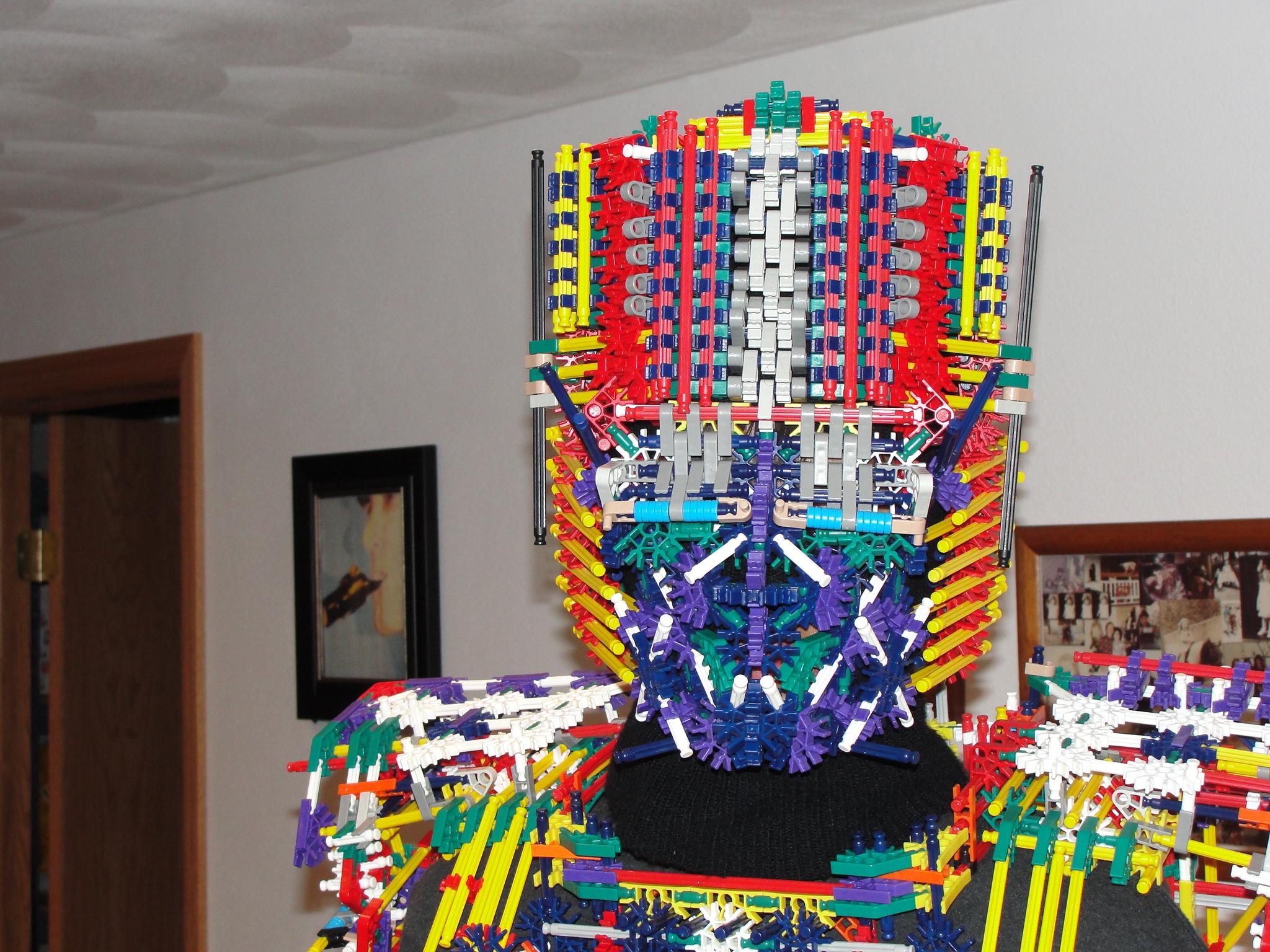 Picture of K'NEX Robotic Suit