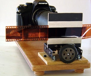 How to Digitize 35mm Negatives