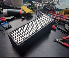Build: Rugged High-power Mini Bluetooth Speaker