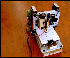 Arduino Mini CNC Plotter (With Proteus Project & PCB)