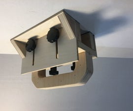 3D Push Block for Woodworking
