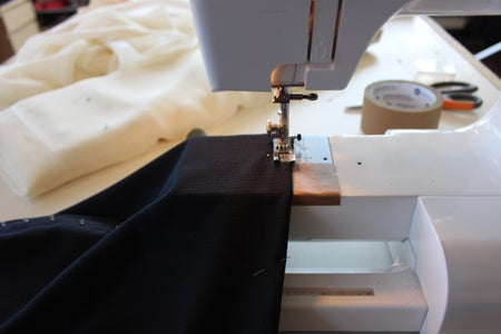 More Sewing!