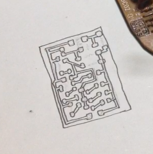 Picture of The LED Driver Circuit
