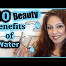 10 Beauty Benefits of  Water │ Skin, Hair, Mood, Energy, Eyes + More