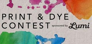 Print & Dye Contest