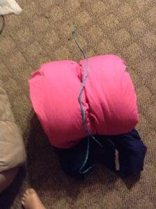 Tie It Off Using Rope