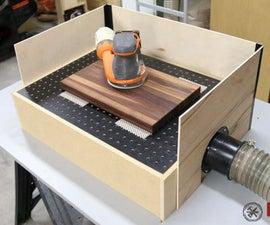 DIY Downdraft Table