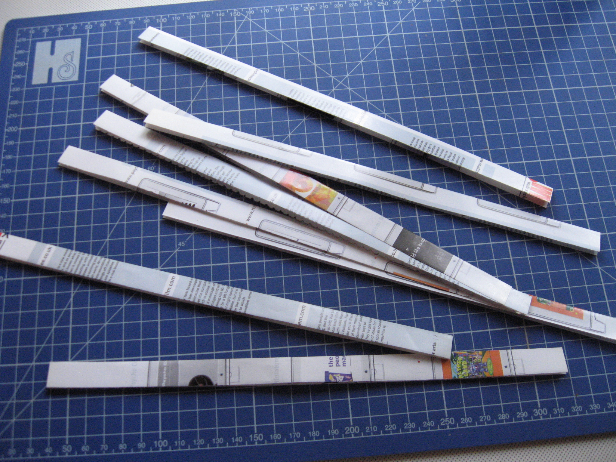 Picture of Cut Strips