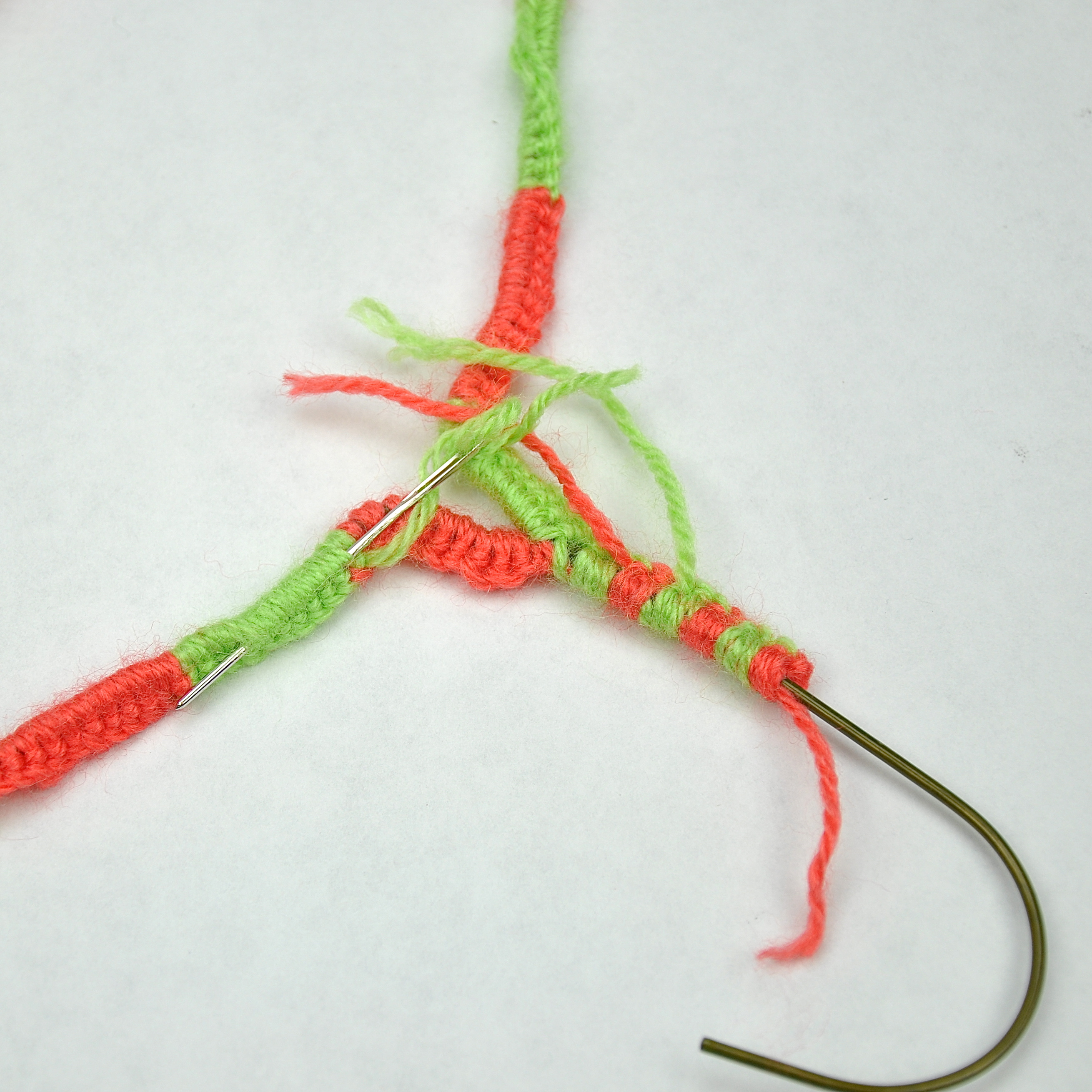 Picture of Crochet Version