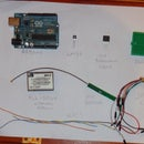 Arduino WiFi Thermometer (with web page) - Arduino wireless