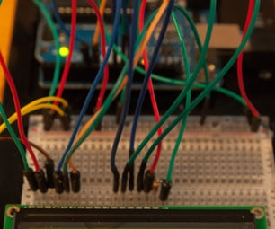 Step-By-Step LCD Wiring (4 Bit Mode) and Programming Examples for Arduino