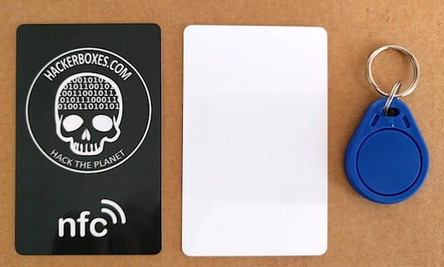 NFC and RFID Technology