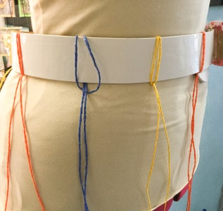 Starting With the Waistband.