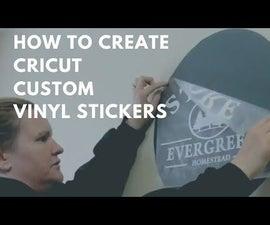 Custom Vinyl Decal for 6 Wheeler Argo