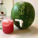 Watermelon Drink Dispenser/Keg