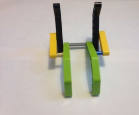 Simple Lego Smartphone Stand