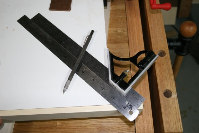 Picture of Edge-banding the Top