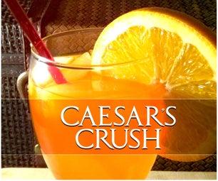 How to Make a Caesar's Crush
