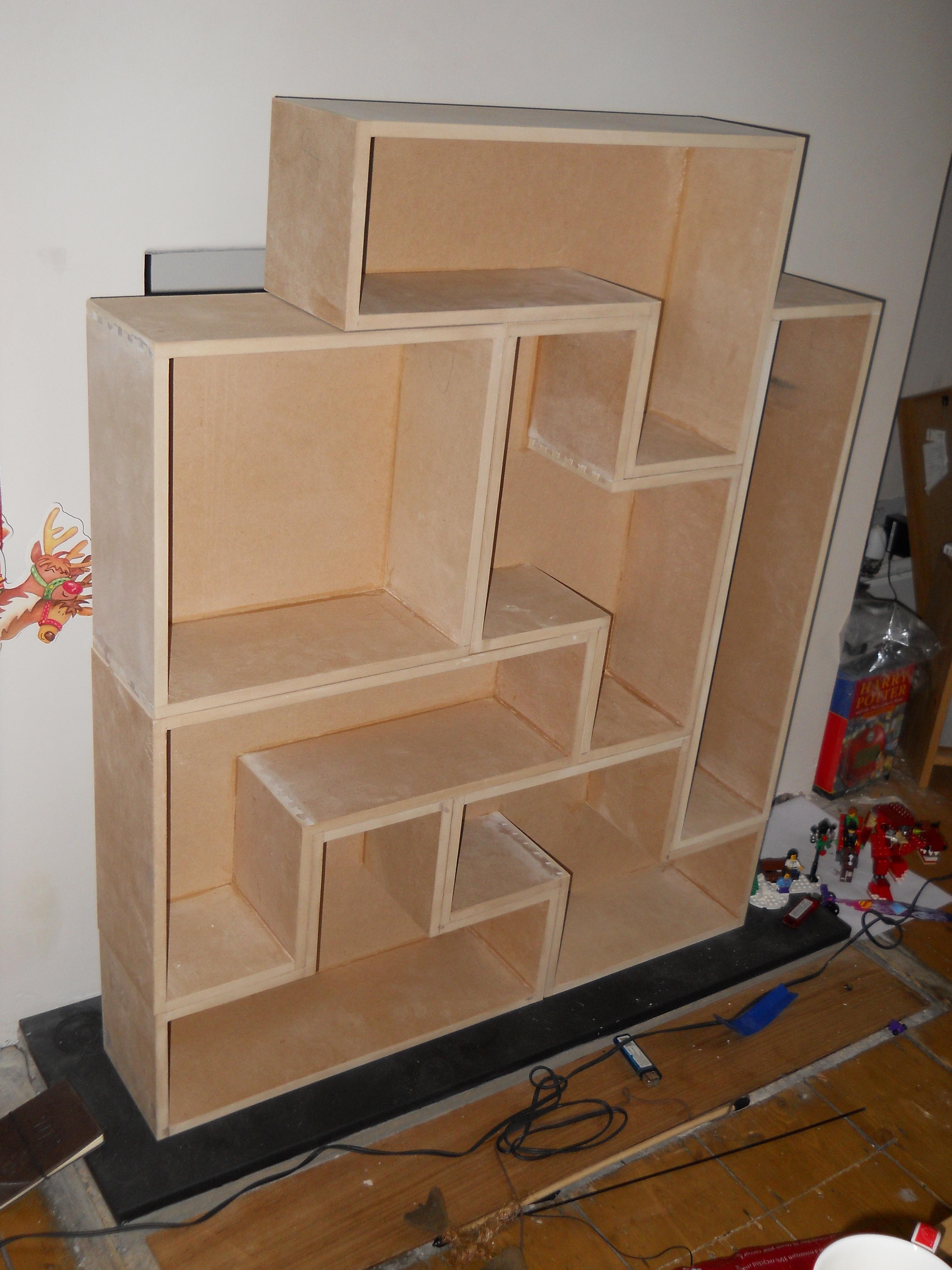 Picture of Back Panels & Filler