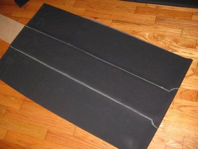 Black Fabric Thingy